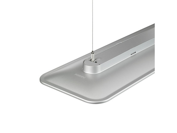 SmartBalance in silver-grey housing