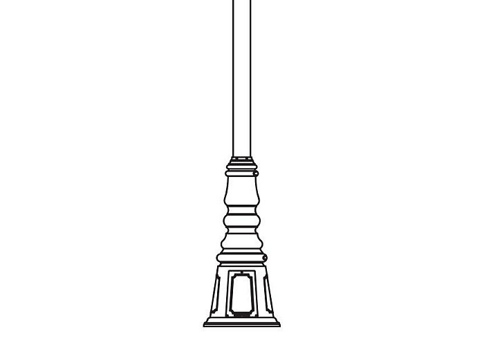 Anchor Base Post (388-)