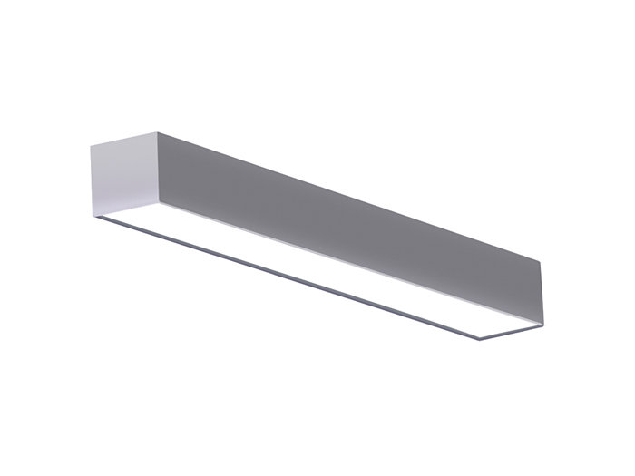 4' Over Bed Light, 5000 Nominal Delivered Lumens, 80 CRI, 3000K, Downlight Component