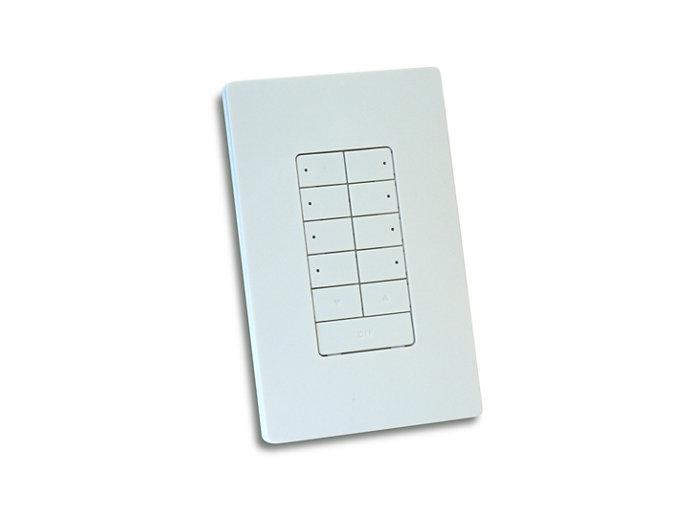 Ethernet Keypad controller