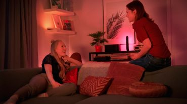 Decorate with ambient smart lights
