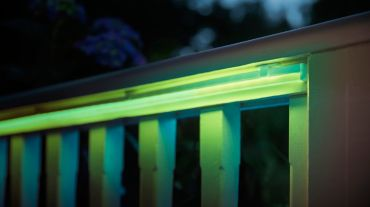Image result for Weatherproof light strip The outdoor light strip trip can withstand all weather conditions, from small puddles of water to a downpour that lasts for hours.