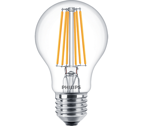CLA LEDBulb ND 8-75W A60 E27 865 CL