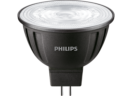 7.3MR16/LED/830/F25/DIM 12V 10/1FB