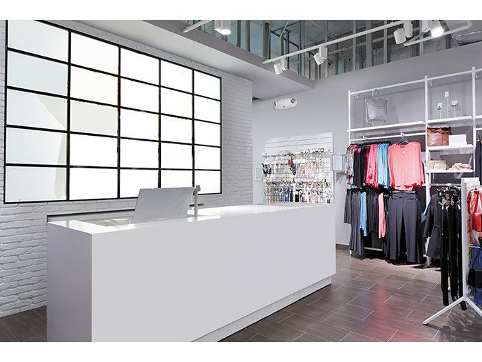 Compac-Retail Application-Application photo