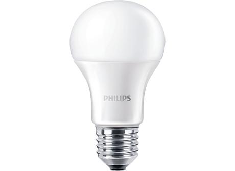 CorePro LEDbulb ND 11-75W A60 E27 827