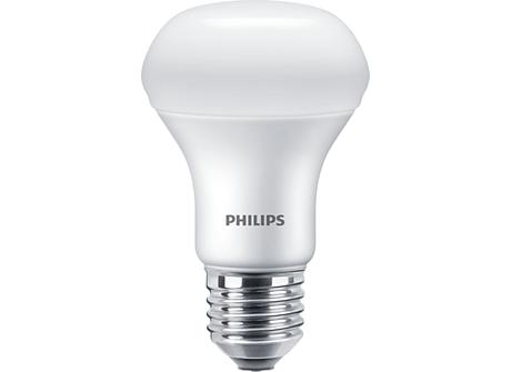 ESS LED 7W E27 2700K 230V R63
