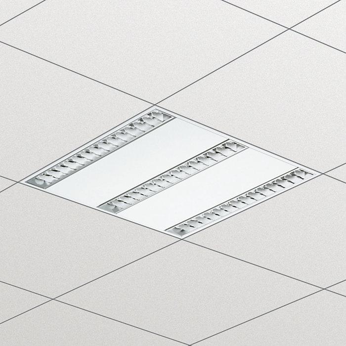 SmartForm – de nieuwe norm voor kantoorverlichting met modulaire inbouwarmaturen