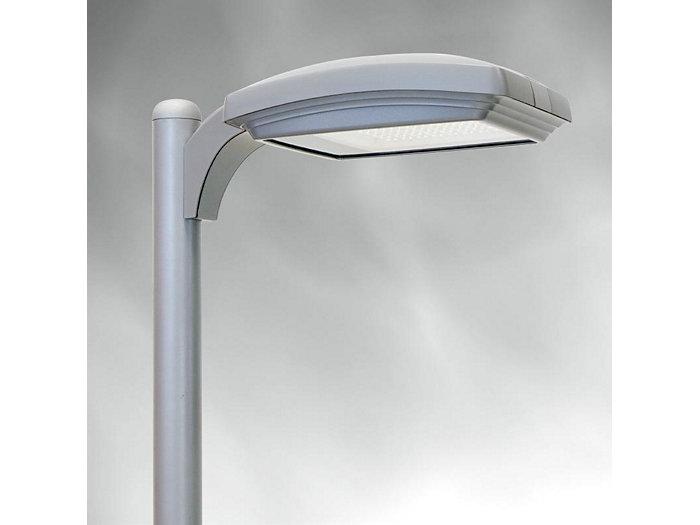 """Gullwing LED, 13"""" Housing, Type IV, 85W, Neutral White, w/ External Shield"""