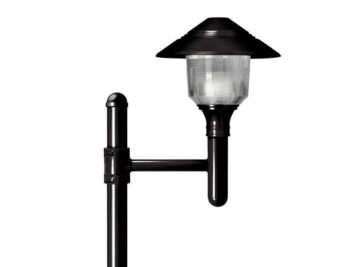 Zenith, 42 LED, TYPE V OPTICS, ACRYLIC, REFRACTIVE GLOBE, GLASS ROOF