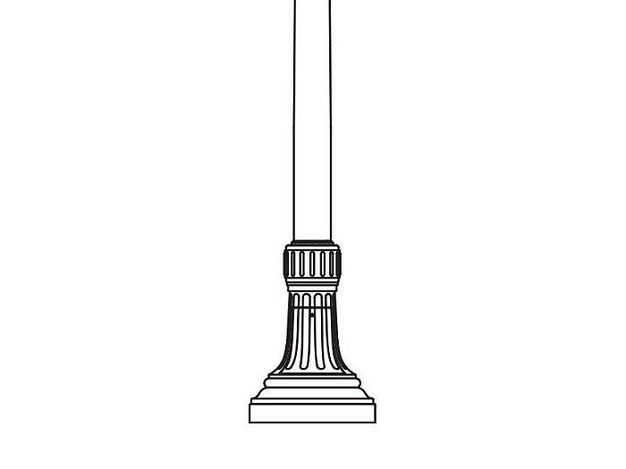 Anchor Base Post (797)