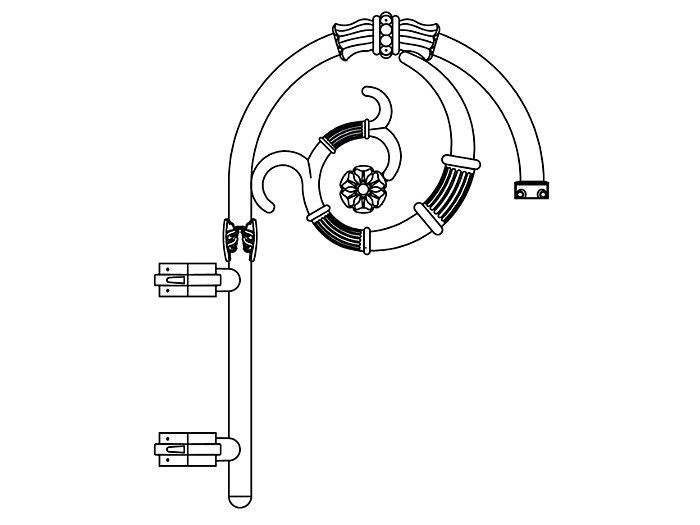 Arms, Single (HFP1010)
