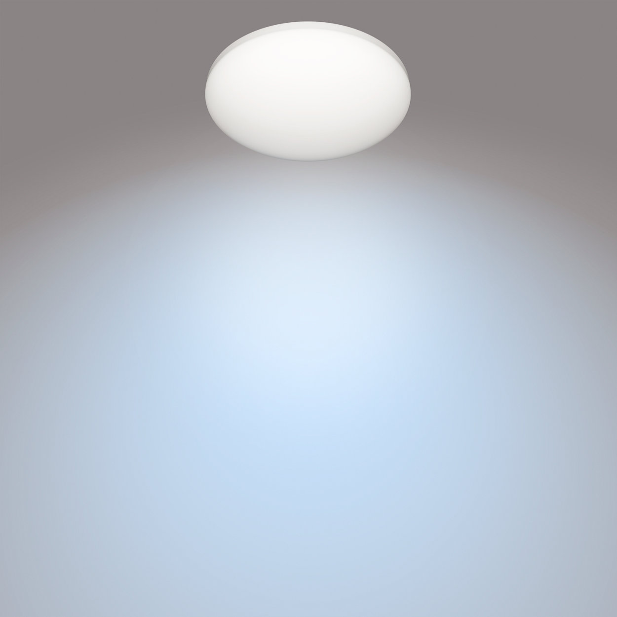 Комфортна светодиодна лампа, приятна за очите ви