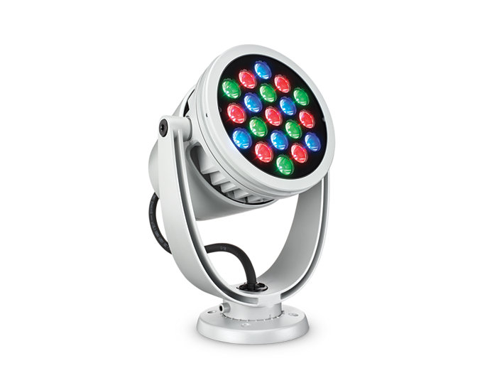 ColorBurst IntelliHue Powercore LED spotlight Architectural fixture