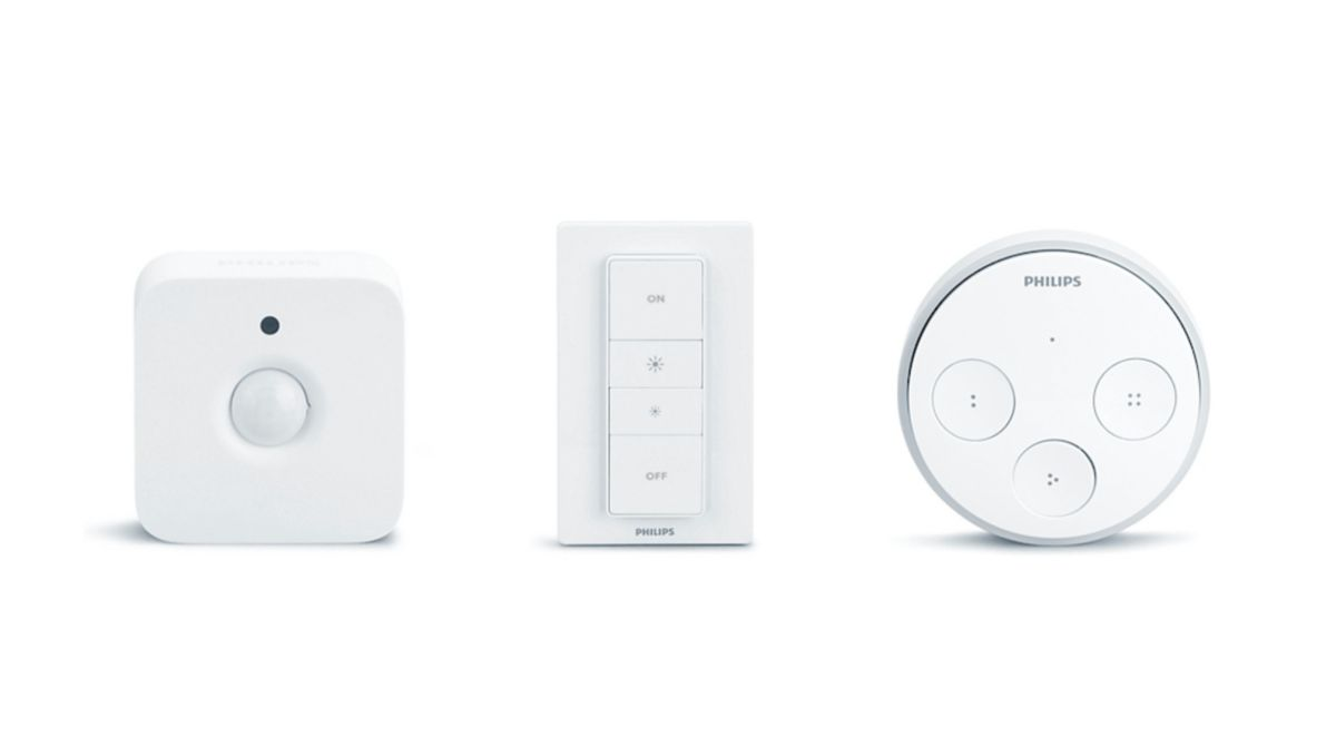 Add smart switches, sensors and more