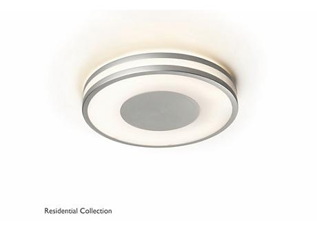 Being ceiling lamp aluminium 1x40W 230V