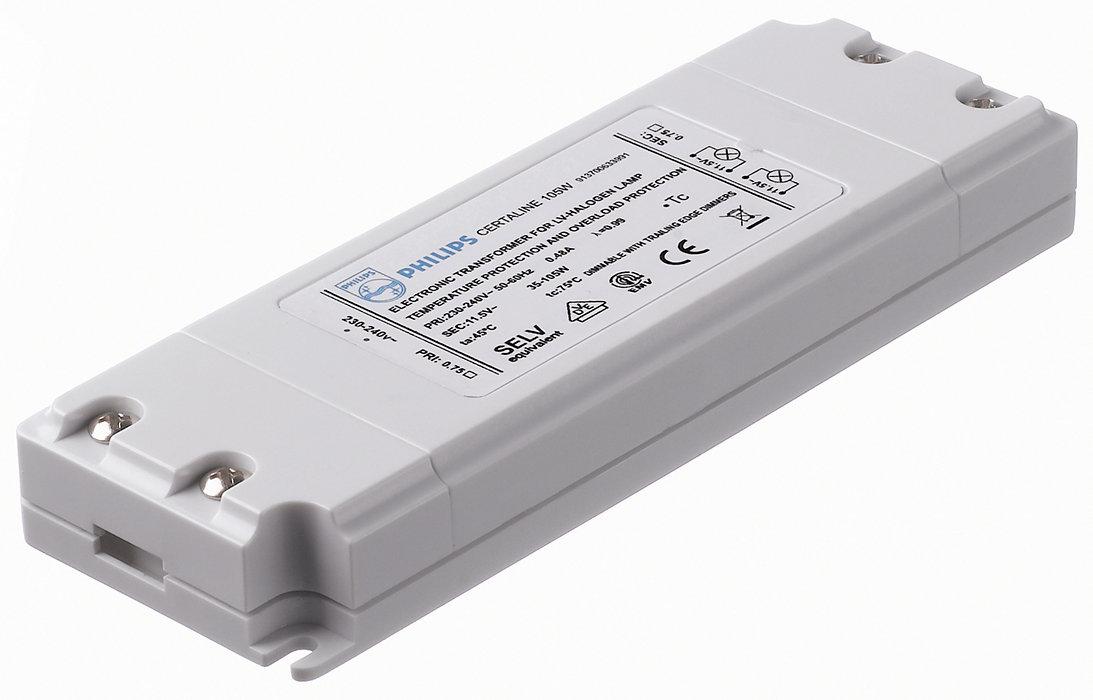 Kompakte Lösung für Halogenlampen