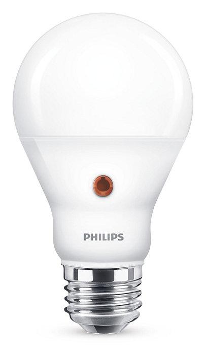 LED-Lampe mit Tag-und-Nacht-Lichtsensor