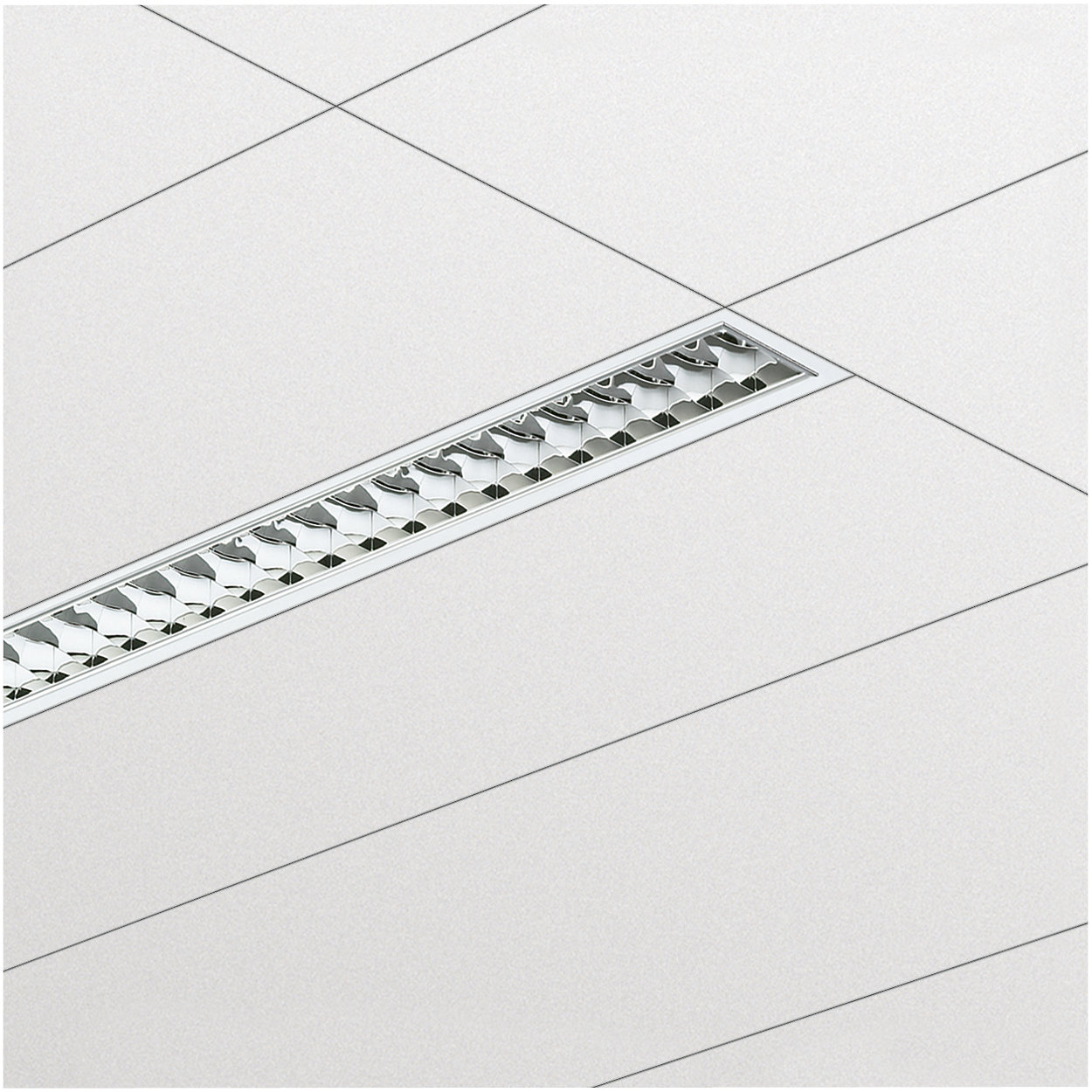 SmartForm – il nuovo standard per l'illuminazione negli uffici apparecchi da incasso