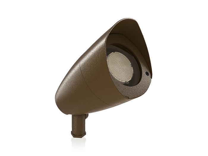 FlexScape LED accent line-voltage, Warm white (3000K), 32W, Wide