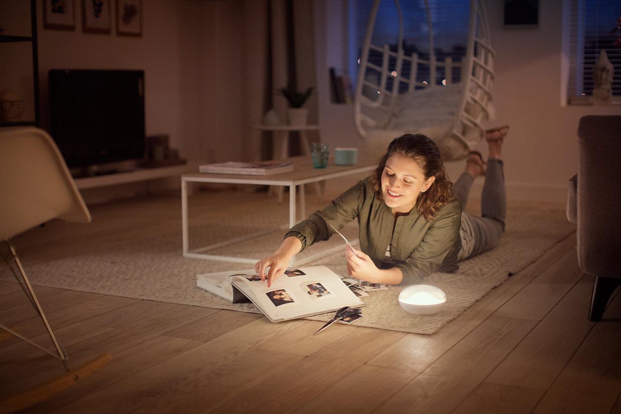 Lampe À Poserlampe Myliving Poser Myliving 53cARjq4L
