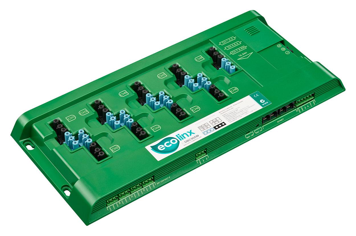 Là giải pháp điều khiển ánh sáng tinh vi mà đơn giản, tiết kiệm năng lượng