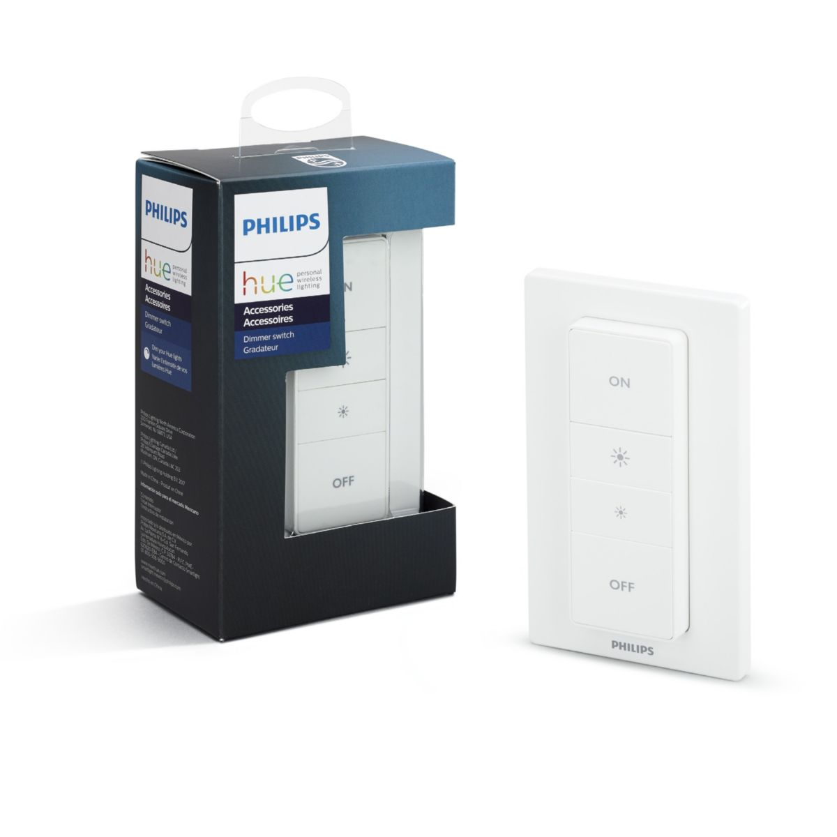 Hue Dimmer Switch 046677473372 Philips