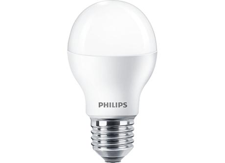 Standard LEDBulb LEDBulb 4.5W E27 6500K W A55 1PF/10 BR