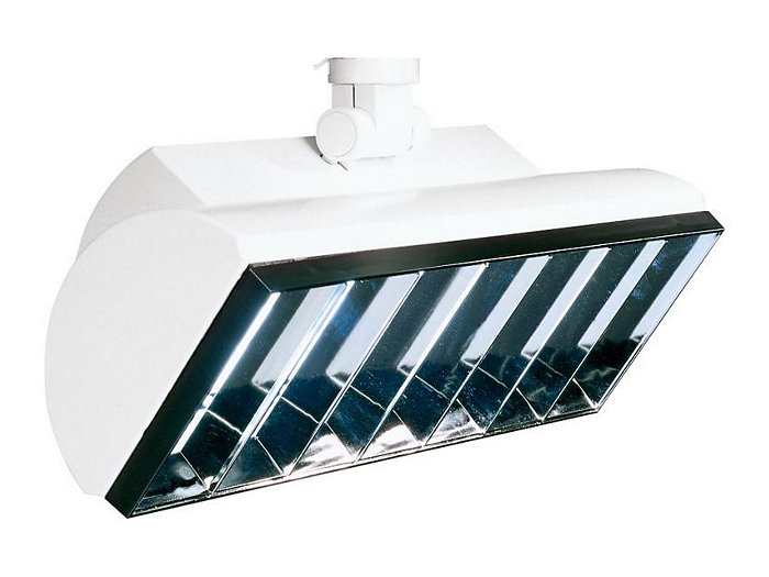 Lyteflood CFL Track Heads