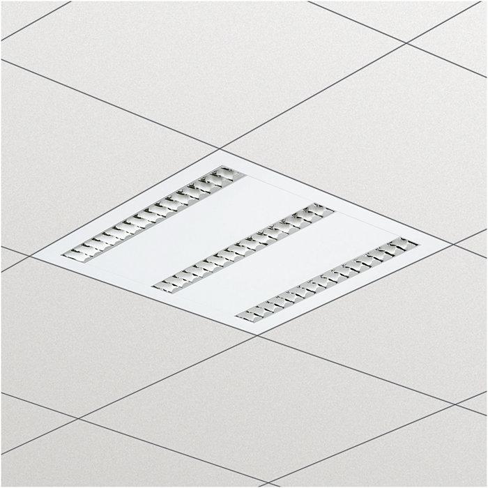 SmartForm – noul standard pentru iluminatul în spaţii de birouri cu aparate de iluminat încastrate, modulare