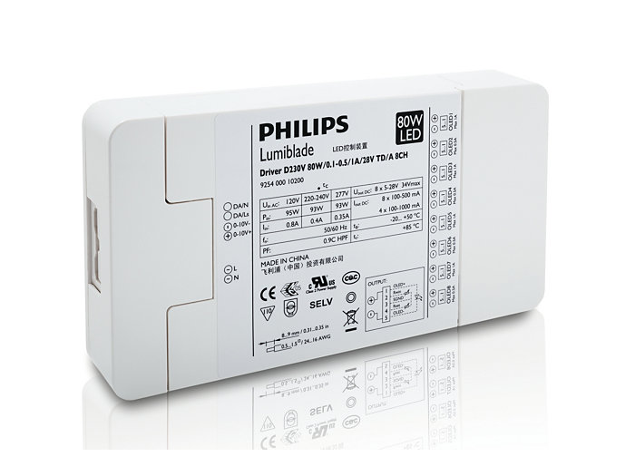 Philips Lumiblade Driver 80W