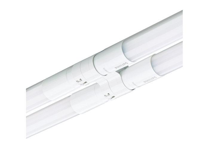 Se puede utilizar en una línea de iluminación