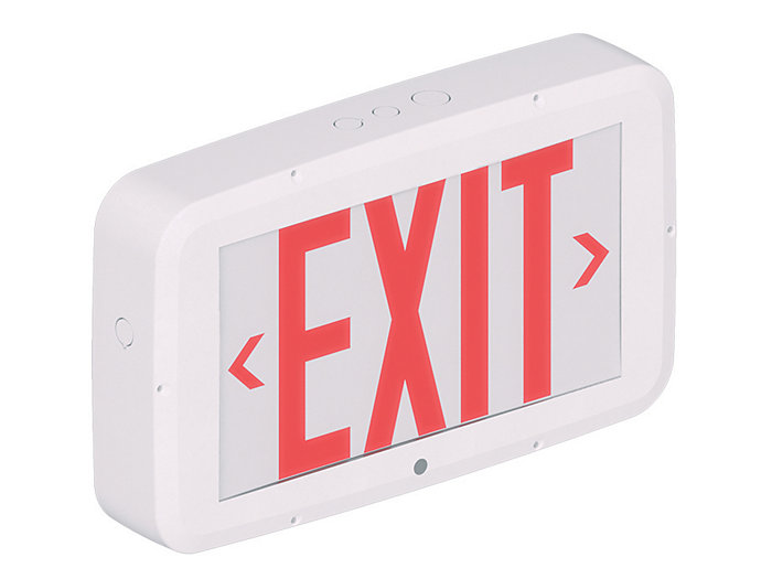 TruPath TPE LED Exit Sign