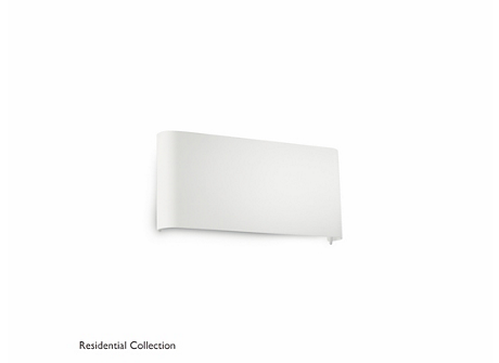 Galax wall lamp white 4x2.5W SELV