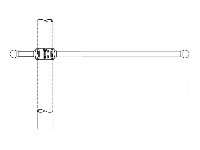 Banner Arm (393)