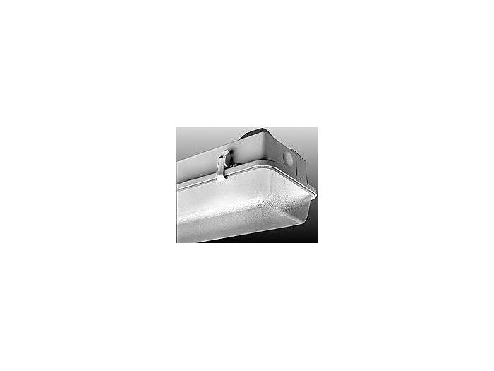 4', 2 Lamp F54T5HO, Acrylic Lens