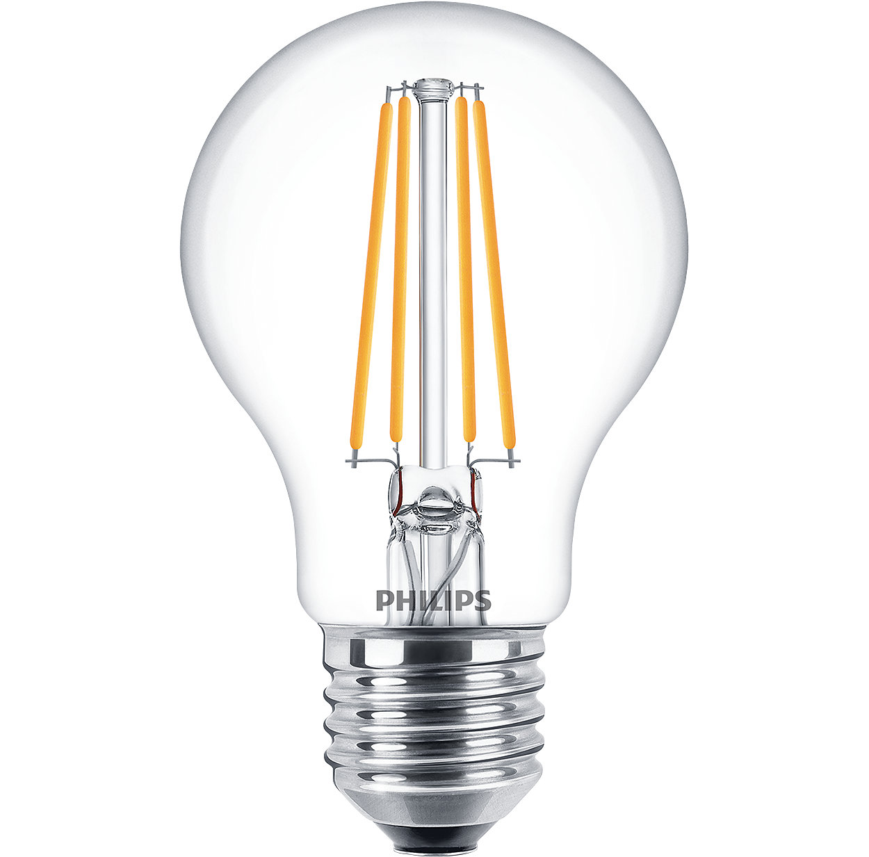 Cla Ledbulb D 8 60w A60 E27 827 Cl Classic Filament Ledbulbs Diagram Of Incandescent Light Bulb Led Lamps For Decorative Lighting