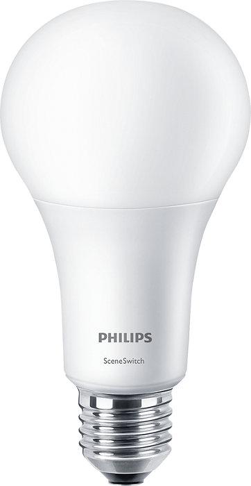 3 Lichtstimmungen in 1 Lampe