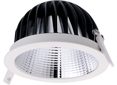 DN591B LED20/840 PSD C D125 WH MB GC