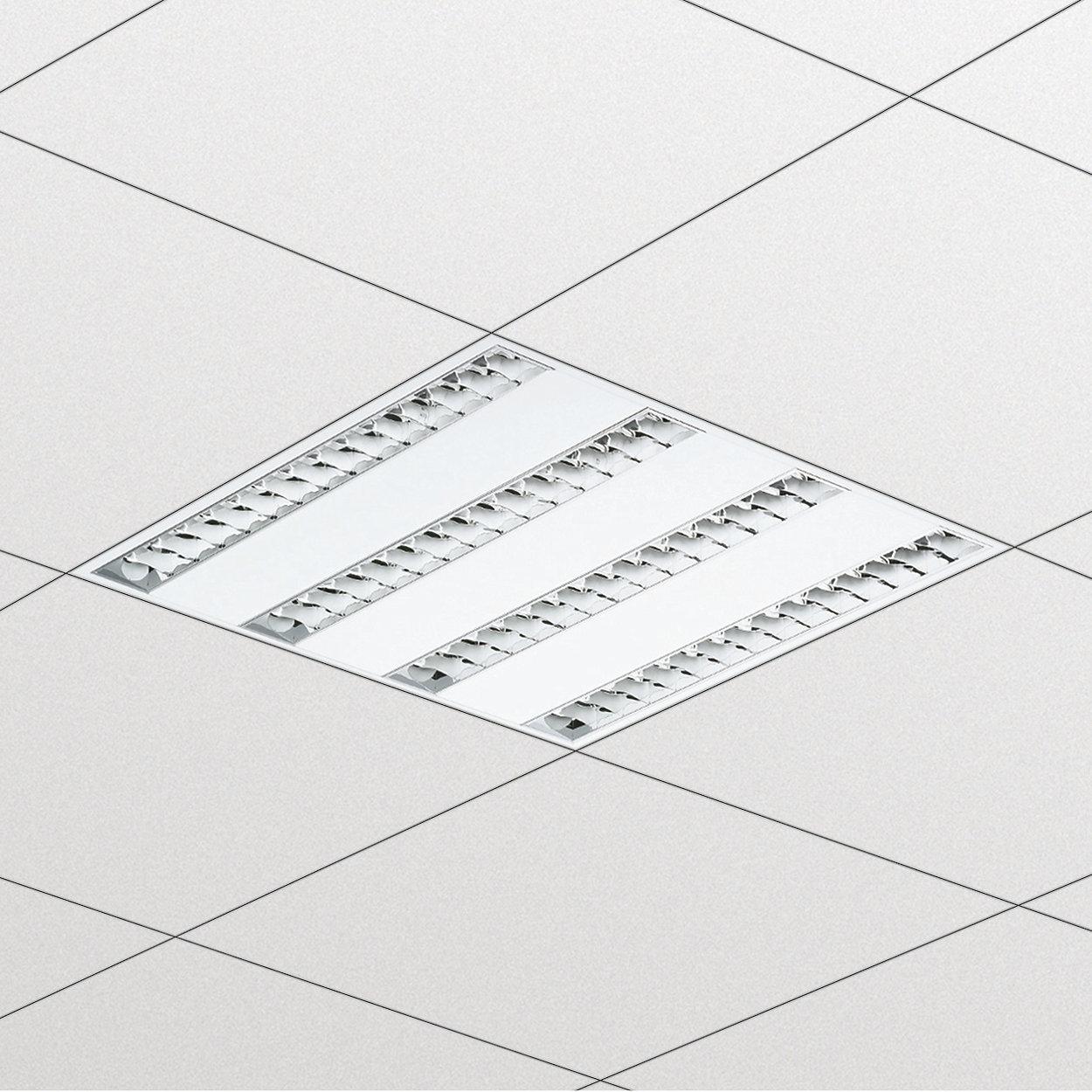 SmartForm – il nuovo standard per l'illuminazione negli uffici in versione modulare a incasso