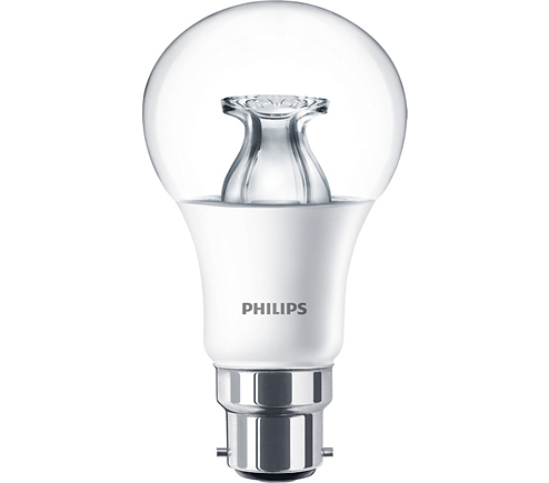 MAS LEDbulb DT 8.5-60W B22 A60 CL
