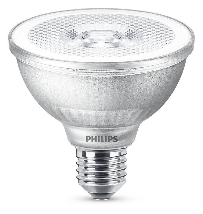 Διαρκής φωτισμός ανάδειξης LED, με εστιασμένη δέσμη