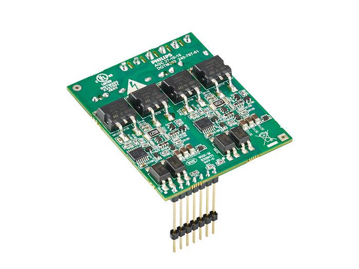 DGTM202 2 x 2 A Trailing edge dimmer module