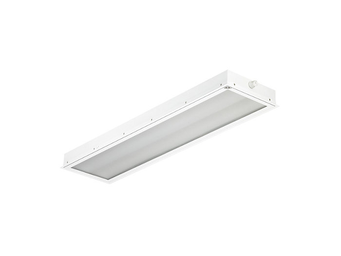Luminária encastrada Cleanroom LED CR434B
