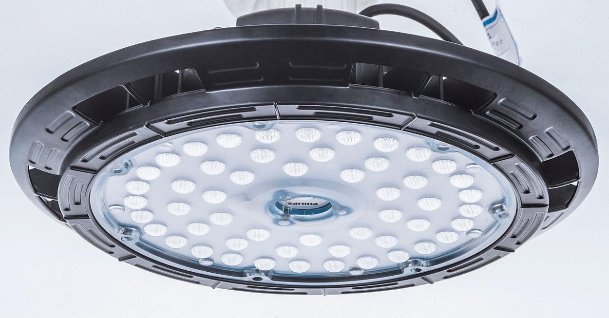 LED de gran altura y de gran eficiencia energética