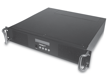 ZCX400 SPDS-480CA 24V-480W 8PORTS HS