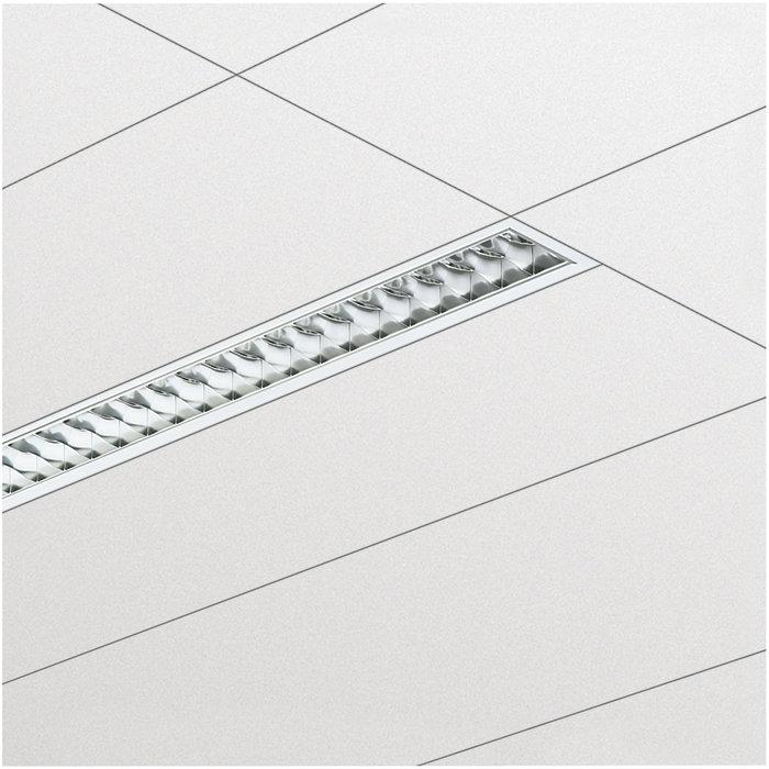 SmartForm – noul standard pentru iluminatul în spaţii de birouri cu aparate de iluminat încastrate, subţiri