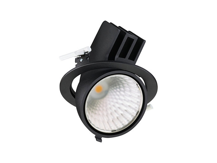 Downlight GreenSpace Accent orientável, saliente