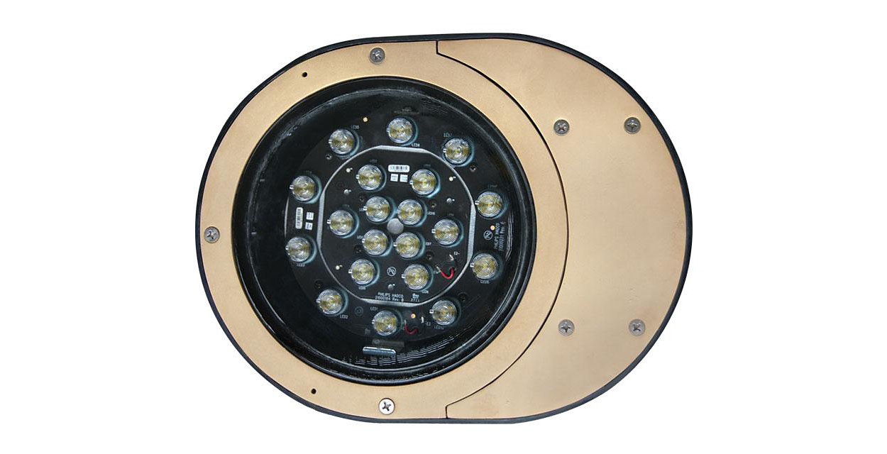 i35 Inground - durable and discreet illumination