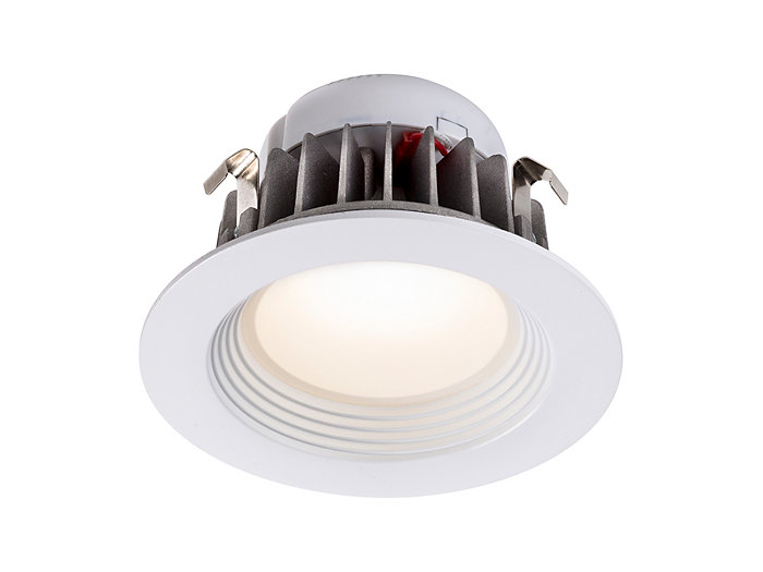 "4"" CorePro LED Downlight 750lm 90 CRI 30K 120V WH"